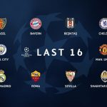 UEFA Champions League 2017-18 Round of 16 Schedule (Confirmed)