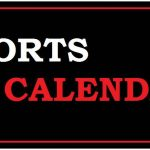All Sports Calendar 2018 (Major Sports) Confirmed