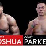 Anthony Joshua vs Joseph Parker Purse Payments 2018 (Confirmed)