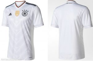 ee725c6d0 The addidas have also launched the complete tracksuit along with the  uniform of Germany football team.