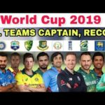 ICC World Cup 2019 records