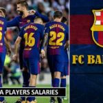 FC Barcelona Players Salaries 2019-20 (Conract Revealed)
