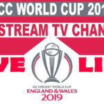ICC Cricket World Cup 2019 Live Streaming & TV Channels (HD Coverage)