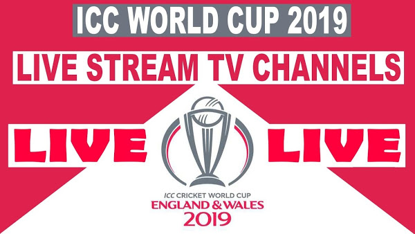 ICC Cricket World Cup 2019 Live Streaming & TV Channels (HD