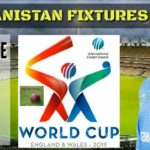 Afghanistan Team Matches Schedule World Cup 2019 – Time Table (Official)
