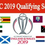 ICC Cricket World Cup 2019 Qualifiers Team