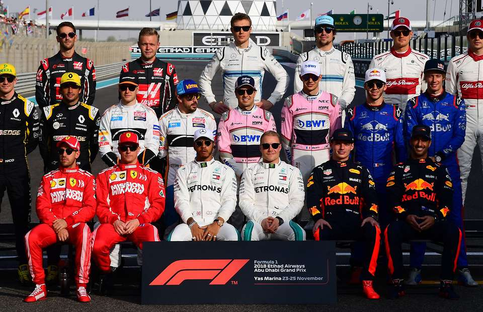 Formula 1 Drivers Salaries 2019 20 Leaked Contract